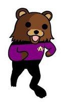 Pedobear from Star Trek