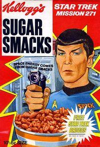 Startrek cereal