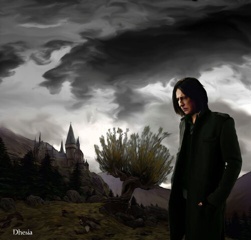 File:Severus Snape by Dhesia.jpg