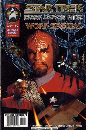 Deep Space Nine Worf Special