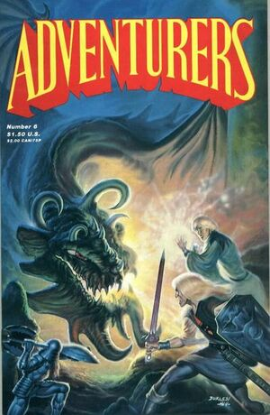 Adventurers Vol 1 6