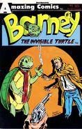 Barney The Invisible Turtle Vol 1
