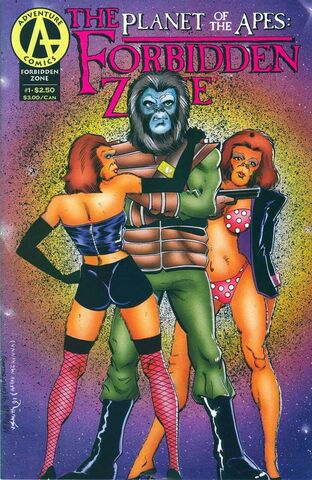 File:Planet of the Apes The Forbidden Zone Vol 1 1.jpg