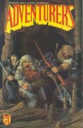 Adventurers Book III Vol 1 1