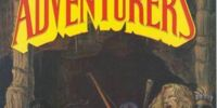 Adventurers Book III Vol 1