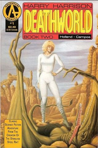File:Deathworld Book Two II Vol 1 1.jpg