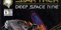 Star Trek: Deep Space Nine: The Looking Glass War Vol 1