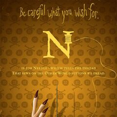 <i>N is for Needle</i>.