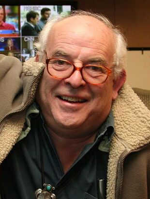 453px-Me and Ralph Steadman