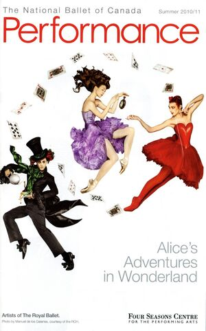 Alice in Wonderland NB001