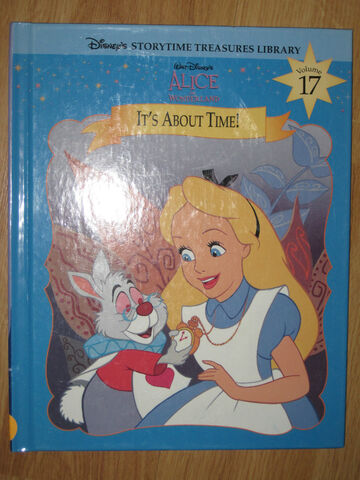Alice in Wonderland-It's About Time