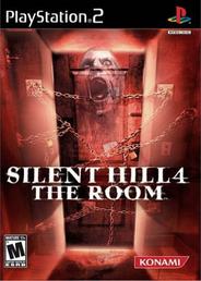 SilentHill4Boxart