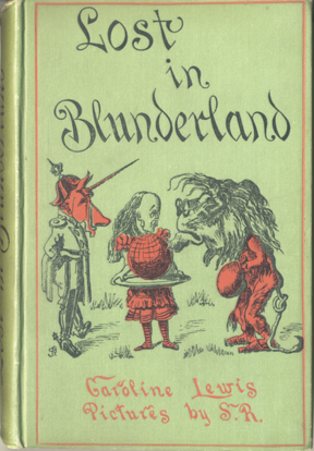 417px-Lost-in-blunderland-cover-1903