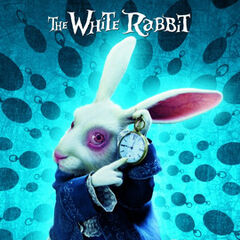 White Rabbit poster.