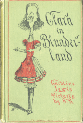 408px-Clara-in-blunderland-cover-1902