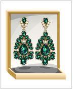 Sensational earrings