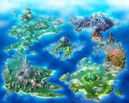 Worldmap children of mana