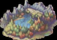 Land Lake Kilma (LoM Artwork)
