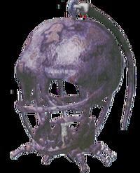 AF Skull Lantern (LoM Artwork)