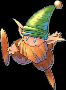 Gnome (Legend of Mana)