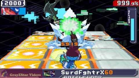 Megaman Starforce 3 (X) - RogueZZ