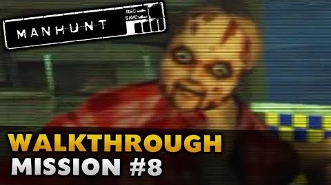 Manhunt - Gameplay Walkthrough - Scene 8 View of Innocence