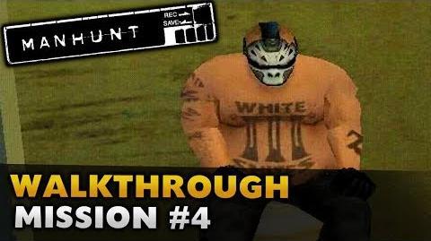 Manhunt - Gameplay Walkthrough - Scene 4 White Trash