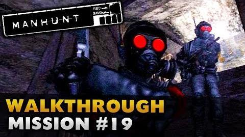 Manhunt - Gameplay Walkthrough - Scene 19 Key Personnel