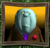 Uncle Grimmly Bronze