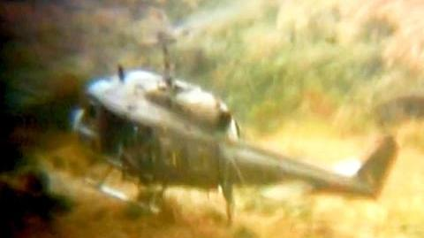 1st Air Cavalry Division Helicopter Assault Raw Footage with Sound; Vietnam War 1967 US Army