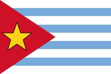 SDR San Juan flag