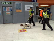 London Police Dogs