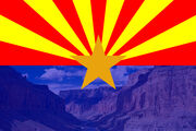 Az flag canyon