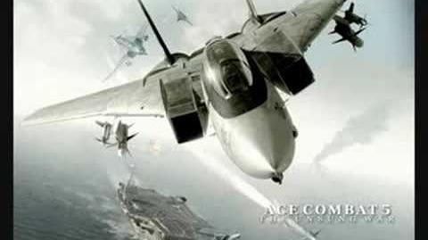 Ace Combat 5 The Unsung War - The Last Battle