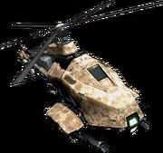 Escort Drone Menu icon BOII