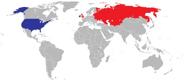 Operation Red Dawn Reboot start Map