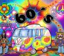 Los locos años 60