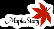 MapleStory logo old