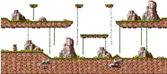 Map Dragon Forest III