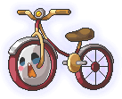 Mob Bicycle Ghost