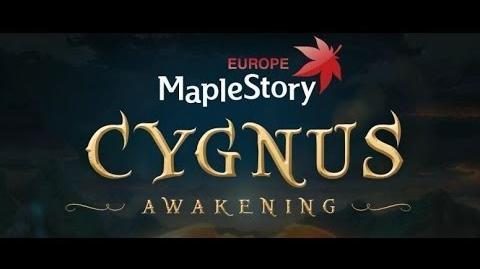 MapleStory Europe Cygnus Awakening!