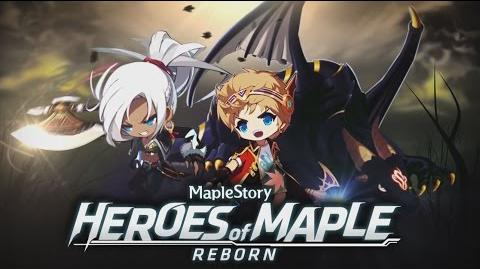Heroes of Maple Reborn Trailer