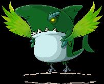 Mob Birdshark