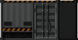 Mob Container Crate B