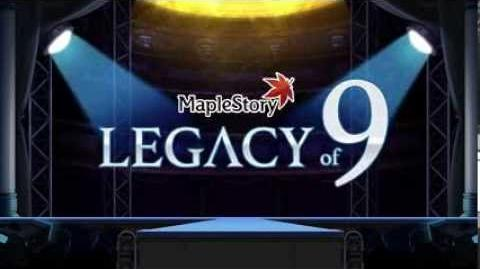 MapleStory Legacy of Nine Update Spotlight