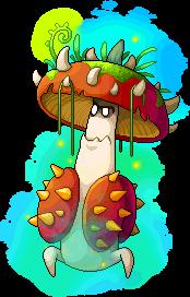 Mob Nightmare Mushroom