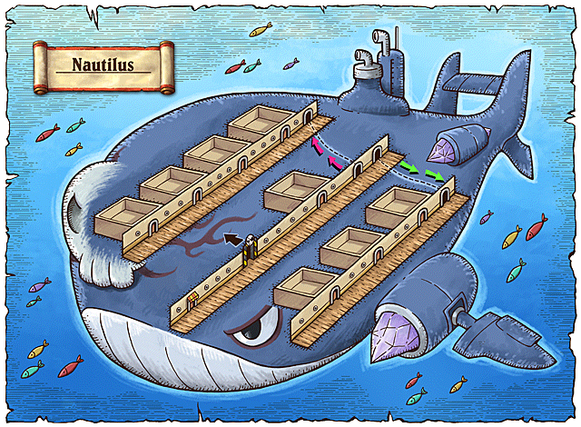 WorldMap Nautilus