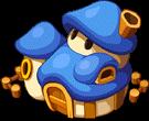 LifeR Blue Mushroom Mansion