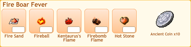 Fire Boar Collection
