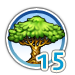 Tree dungeon 15 icon